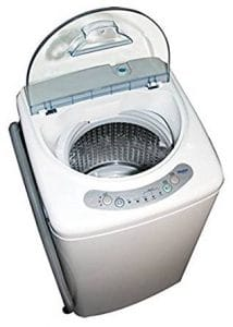 Haier HLP21N Pulsator 1-Cubic-Foot Portable Washer (Top Pick)