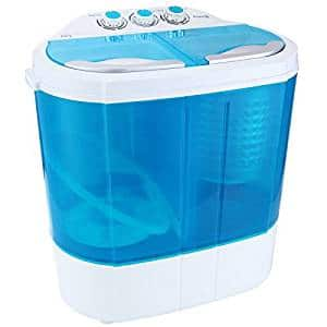 KUPPET Mini 8-9lbs Portable Washing Machine & Spin Dryer