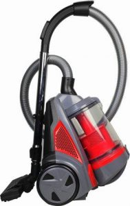 Oven bteFeatherlite ST2620 Bagless Canister Cyclonic Vacuum