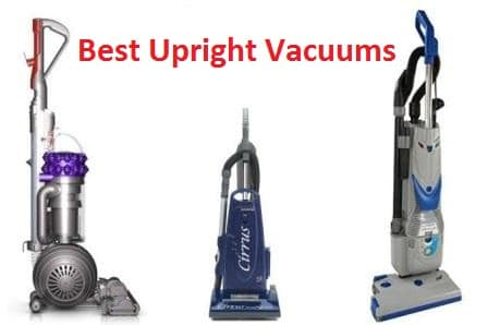 Top 15 Best Upright Vacuums in 2018