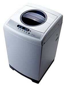 midea MAE70-502PS 2.07 cu. ft. Top Loading Portable Washing Machine, White