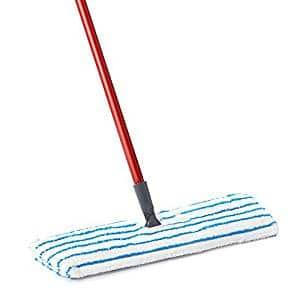 O-Cedar Microfiber Flip Mop Damp/Dry All Surface Mop