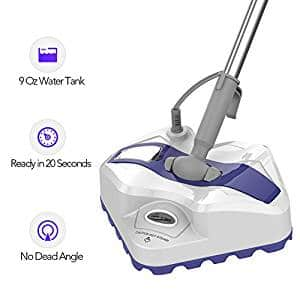 Steam Mop – Steam Cleaner with Automatic Steam Control. Mops