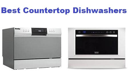 Top 10 Best Countertop Dishwashers in 2018 - Complete Guide