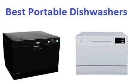Top 10 Best Portable Dishwashers in 2018 - Ultimate Guide