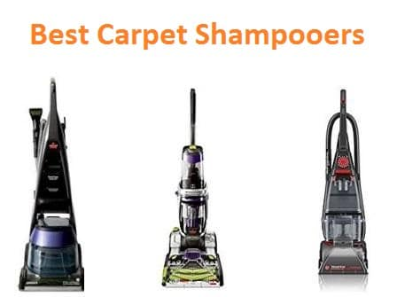 Best Carpet Shampooer 2019 Top 15 Best Carpet Shampooers in 2019   Ultimate Guide