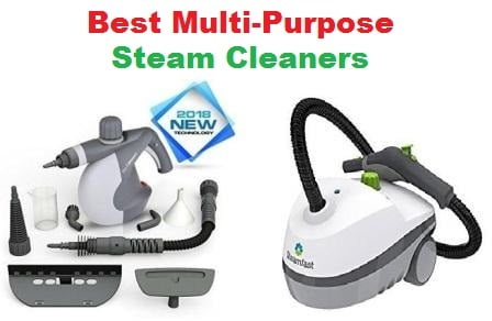 Top 15 Best Multi-Purpose Steam Cleaners in 2018