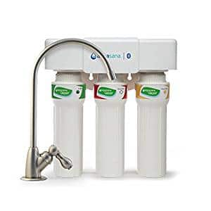 Aquasana 3-Stage Max Flow Under Sink Water Filter System