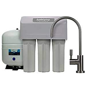 Austin Springs 5-Stage Reverse Osmosis Drinking Water Filter System