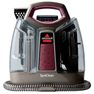 BISSELL 5207A PORTABLE VACUUM CLEANER