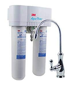 CuZn UC-200 Under-Counter Water Filter