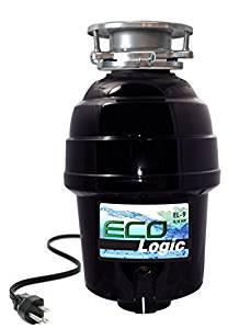 Eco Logic EL-9-3B 9 Deluxe Food Waste Disposer