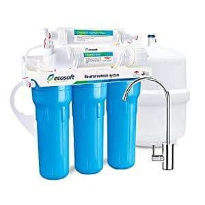 Ecosoft 5-Stage RO Water Filter System