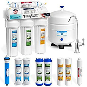Express Water 5-Stage Reverse Osmosis System – RO5DX