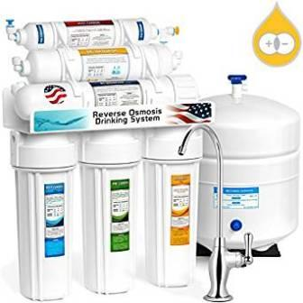 Express Water 6-Stage Deionization + Reverse Osmosis Filtration System
