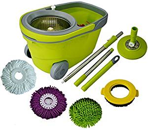 Green Direct Spin Mop