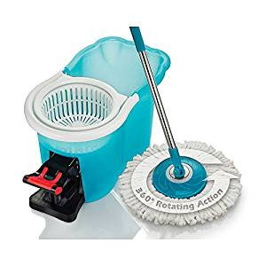 Hurricane Spin Mop Cleaning System