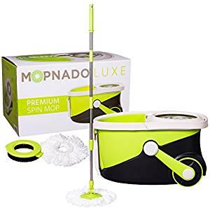 Mopnado Deluxe Rolling Spin Mop