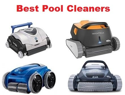 Top 15 Best Pool Cleaners in 2019 - Complete Guide