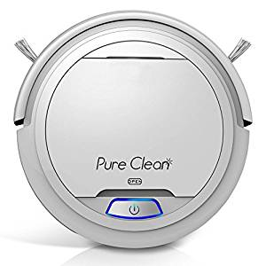 PureClean PUCRC25 Automatic Robot Vacuum Cleaner