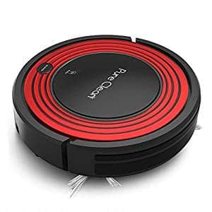 PureClean PUCRC90 Automatic Programmable Robot Vacuum Cleaner