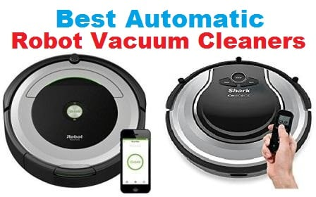 TOP 20 BEST AUTOMATIC ROBOT VACUUM CLEANERS IN 2018