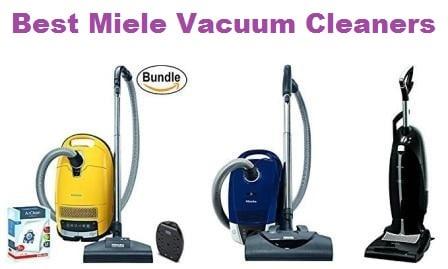 Top 15 Best Miele Vacuum Cleaners in 2018