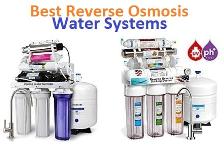 Top 15 Best Reverse Osmosis Water Systems in 2018