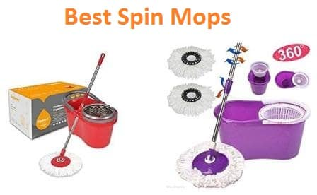 Top 15 Best Spin Mops in 2018 - Ultimate guide