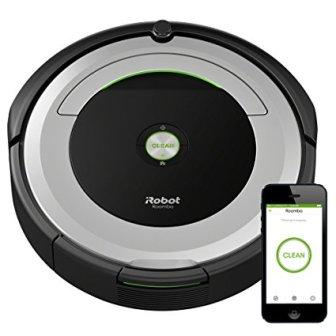 iRobot Roomba 690 Robot Vacuum Cleaner with Wi-Fi Connectivity