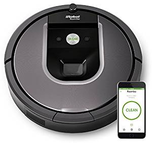 iRobot Roomba 960 Robot Vacuum Cleaner with Wi-Fi Connectivity