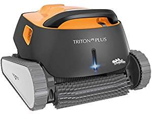 Dolphin Triton Plus Robotic Pool Cleaner