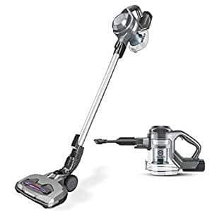MOOSOO Vacuum Cleaner 2 in 1 Cordless Stick Vacuum