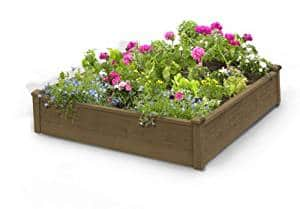 Algreen Products 34004 Raised Garden Bed Kit