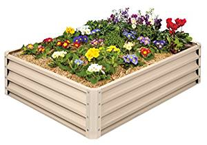 Metal Raised Garden Bed Kit