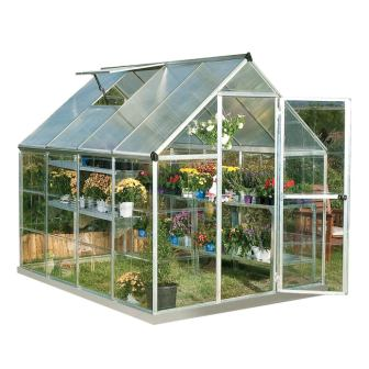 Palram HG5508PH Hybrid Hobby Greenhouse