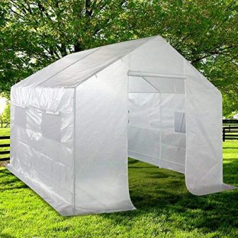 Quictent 2 Doors Portable Greenhouse
