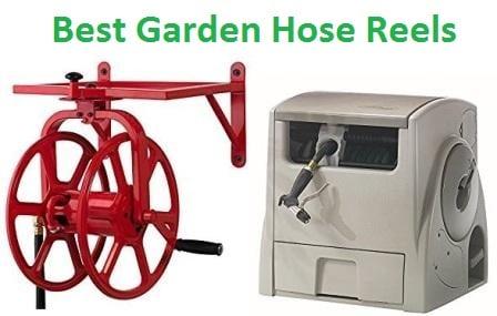 Top 15 Best Garden Hose Reels In 2019
