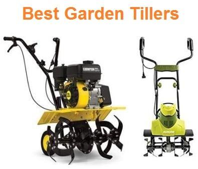 Top 15 Best Garden Tillers in 2019