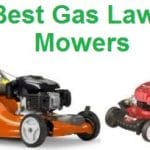 Top 15 Best Gas Lawn Mowers in 2019