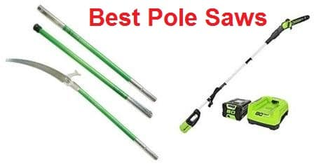 Top 15 Best Pole Saws in 2019