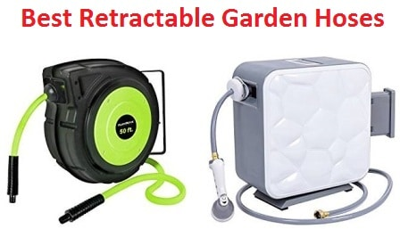 Top 15 Best Retractable Garden Hoses in 2019