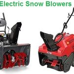 Top 15 Best electric snow blowers in 2019