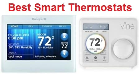 Top 15 Best Smart Thermostats in 2019
