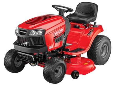 Craftsman T150 19 HP Briggs & Stratton Gold 46-Inch Gas Powered Riding Lawn Mower