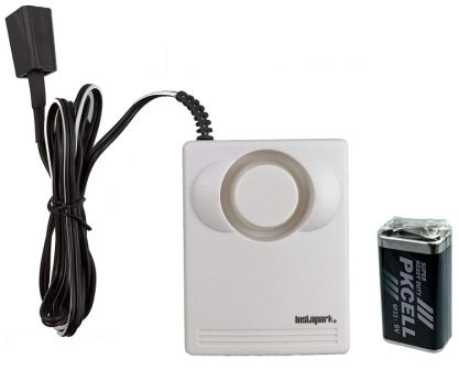 Instapark IN07A Battery-powered Stand-alone Water Leakage Detection Alarm and Sensor, 130 dB