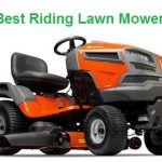 Top 9 Best Riding Lawn Mowers in 2019