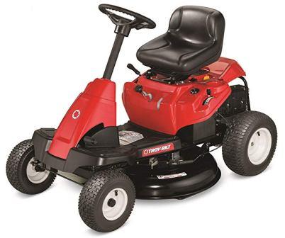 Troy-Bilt 382cc 30-Inch Premium Neighborhood Riding Lawn Mower (Top Pick)