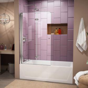 DreamLine Aqua Fold Tub