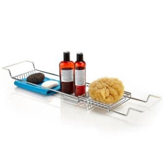 Home Intuition Stainless Steel Bathtub Tray